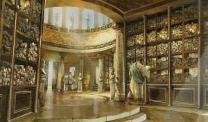Marea Bibliotecă, la pogeul existenţei sale