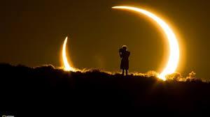 Eclipsete totale sunt, uneori, absolut spectaculoase