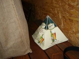 Piramide avem şi noi, chiar dacă mai micuţe :)
