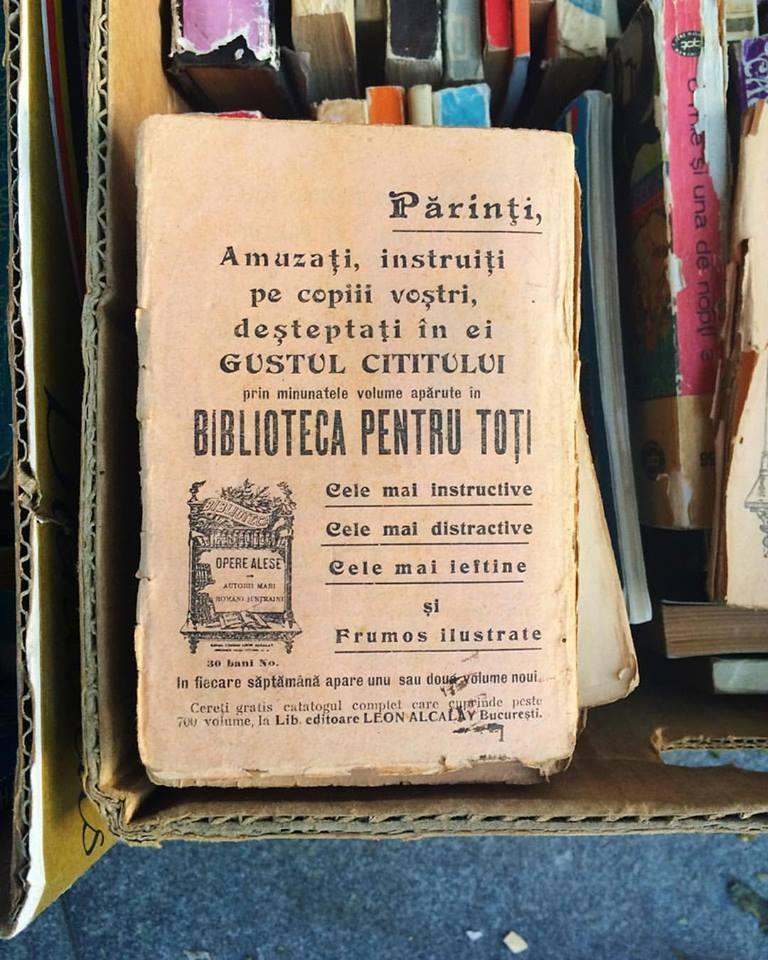 Într-o vreme, cartea era ieftină, iar gustul cititului - larg răspândit. Azi nu mai e cazul