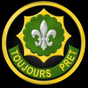 Deviza Regimentului, înfiinţat în 1836