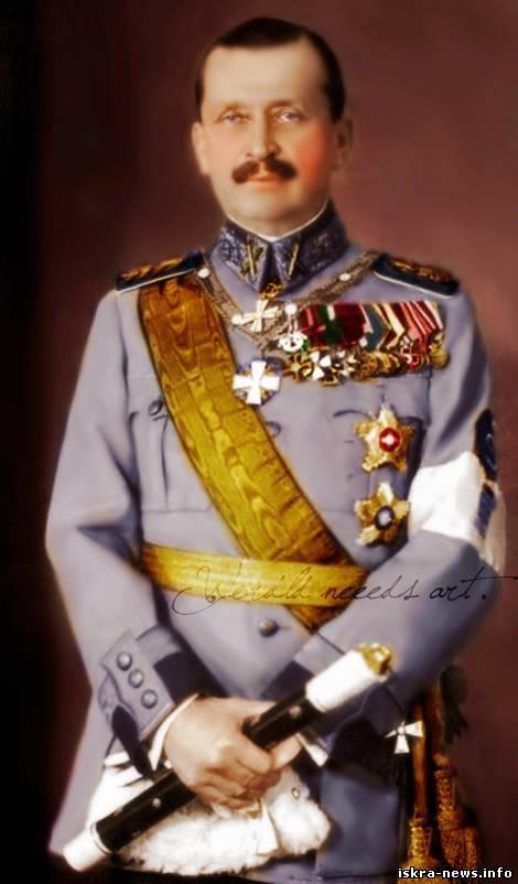 Mannerheim, comandantul-şef al armatei finlandeze în războiul de iarnă din 1939-1940