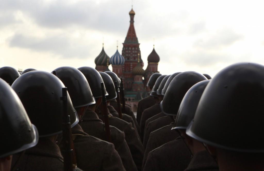 Nimic nu s-a schimbat, la Moscova, din vre,mea ţarilor sau a Războiului Rece; poate doar metodele, dar doar aşa, niţel.