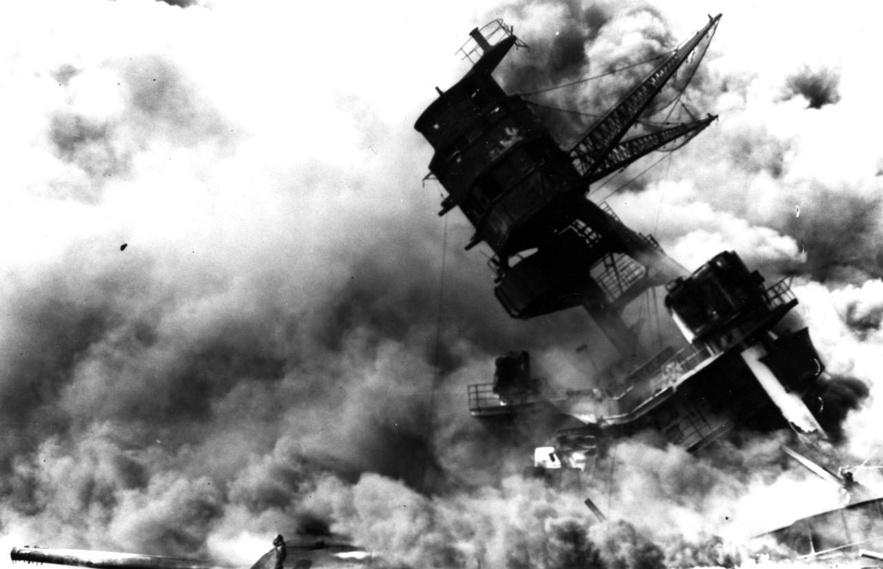 Atacul fără declaraţie de război de la Pearl Harbor i-a scos din pepeni pe americani, pe bună dreptate