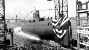 Lansarea la apă, 21 ianuarie 1954