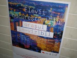 Afişul expoziţiei: cât mai sunt lucrările expuse, nu rata şansa şi du-te să le vezi!