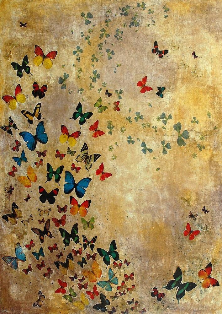 Câteva zeci de mii de specii de fluturi - adică de multe sute de ori mai numeroase decât minunatele lepidoptere pe care le vezi ai - există în lume. Pe unele le găseşti chiar şi la 4.700 de metri înlţime, zic specialiştii.
