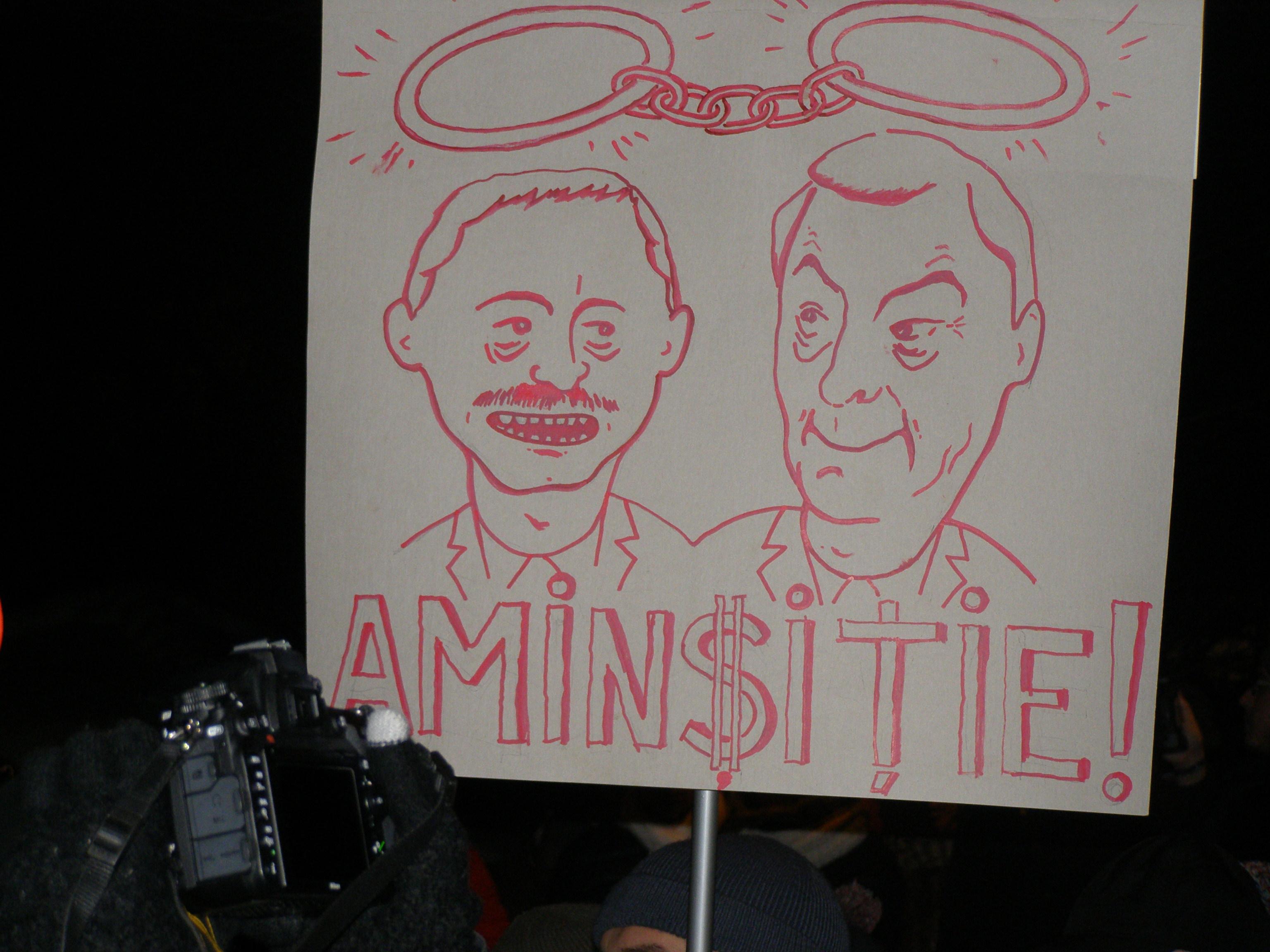 Vibrant omagiu pentru doi mari oameni de stat :)