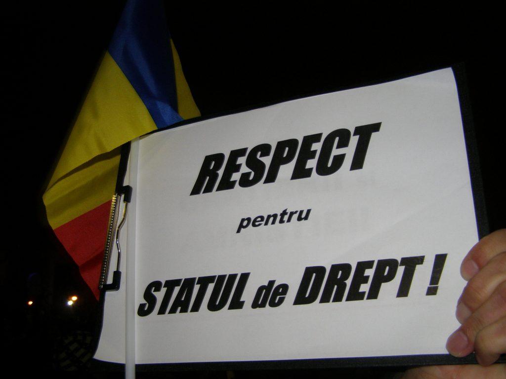 Statul de drept, nu statul în poziție de drepți în fața penalilor din toate zonele politicului!