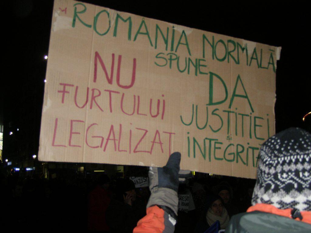 România normală: scurtă schemă de funcționare.