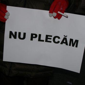 Așa arată, prietene, certificatul de deces al regimului Dragnea.  150.000 de oameni în București, plus încă 100.000 în alte orașe din țară au spus, foarte clar, că protestele vor continua fără oprire.