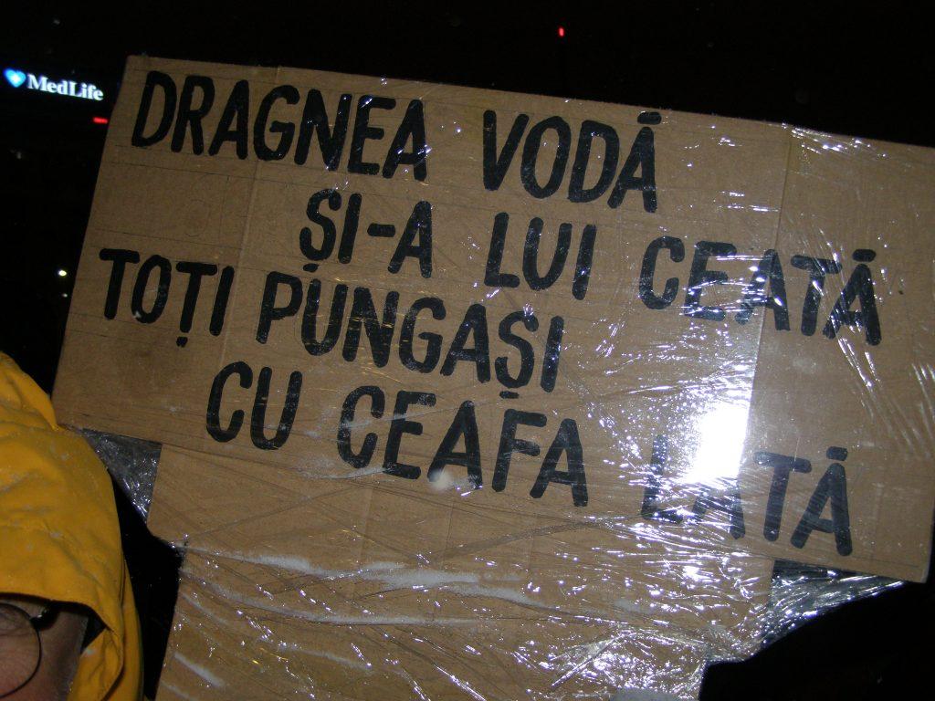 Realitatea politică românească, radiografiată cu impecabilă precizie.
